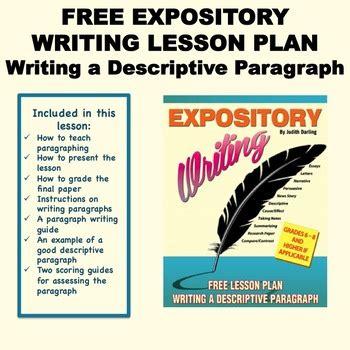 Expository essay description